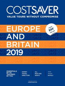 Costsaver Europe & Britain 2019