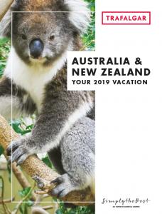Trafalgar Australia & New Zealand 2019