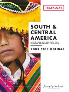Trafalgar South & Central America 2019
