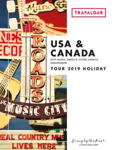 Trafalgar USA & Canada 2019